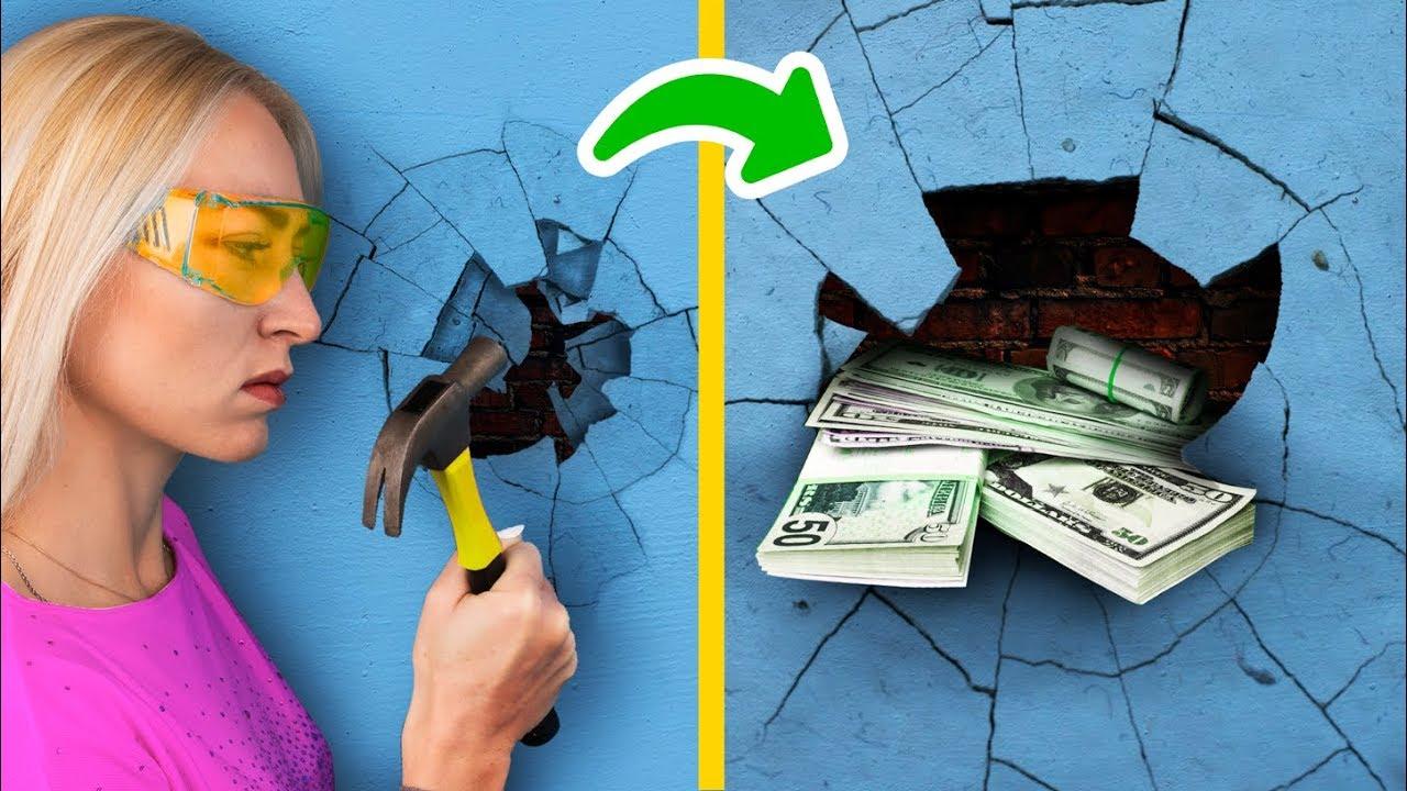 Download 23 तरीके घर पर पैसा छिपाने के लिए