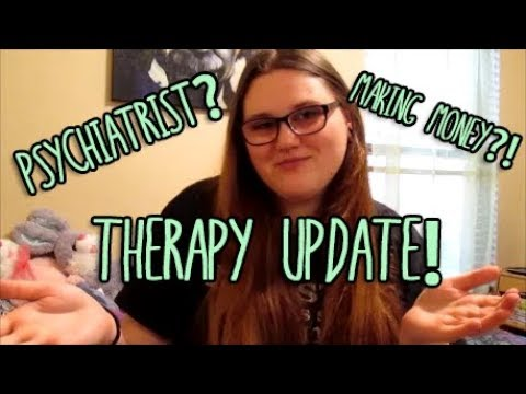 Therapy update & Why didn't I see a psychiatrist before? | VLOG