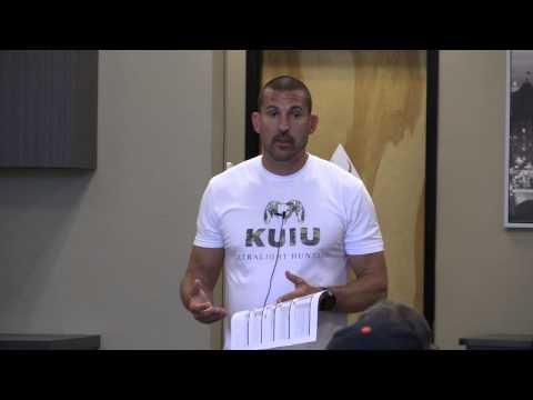 KUIU Garage Sale Seminars: Jason Hairston - Packing For A Sheep Hunt