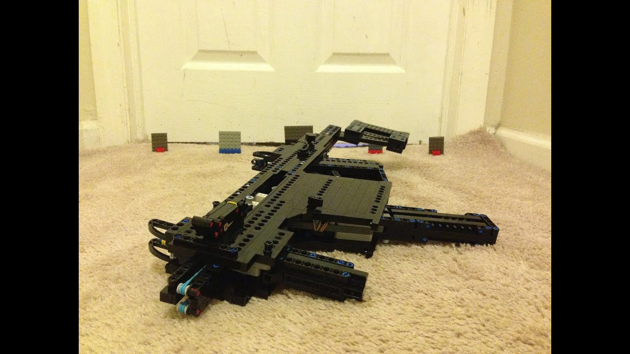 Lego Kriss Vector (Working) - YouTube