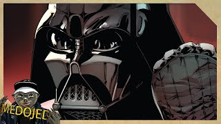 Jak byl Darth Vader ZRAZEN důstojníky Impéria   Star Wars