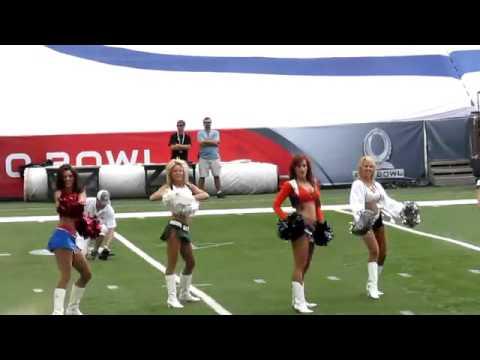 NFC Pro Bowl Cheerleaders