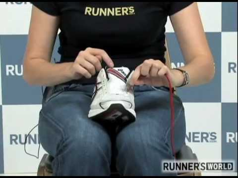 How to Lace Sneakers to Prevent Black Toenails Runner's World