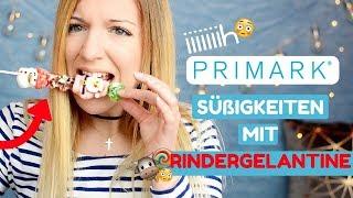 Eklig⁉️ Süßigkeiten von PRIMARK im LIVE TEST😳 - Candy Challenge l Kathinska