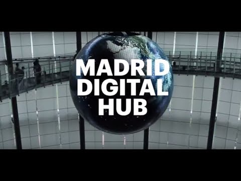 Accenture Digital Hub - Madrid