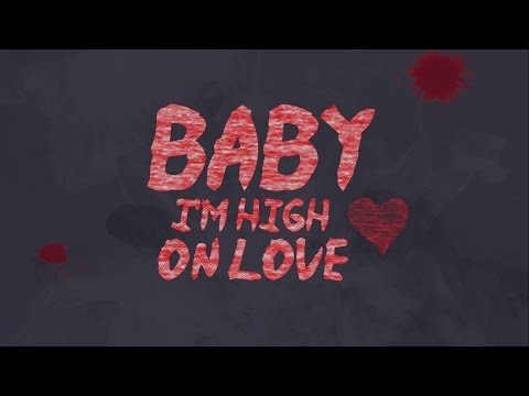 Mabryx & LRSN ft. Jamilla - High On Love (Official Lyric Video)