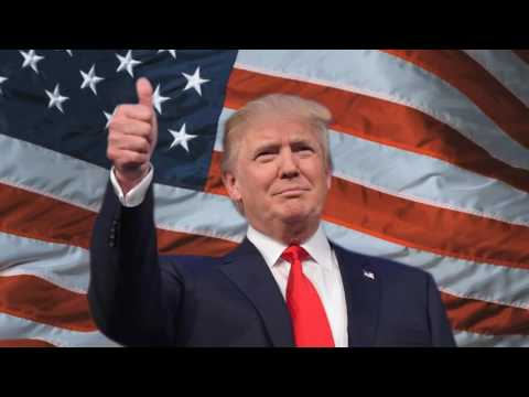 Hail to the Chief - President Donald J. Trump