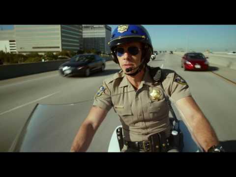 "CHIPS: PATRULLA MOTORIZADA RECARGADA - Maneja 15"" - Oficial Warner Bros. Pictures"