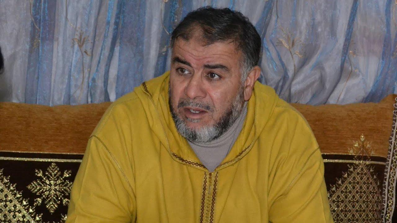 حديث الجمعة مع الأستاذ عبد الله نهاري