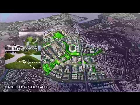 Area based Development - Bhopal Smart City - HINDI