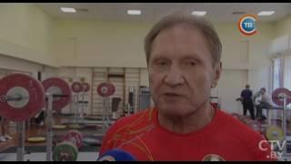 Молодые надежды на медали: сборная Беларуси по тяжелой атлетике готовится к Олимпиаде в Токио