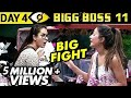 Hina Khan Vs Shilpa Shinde BIG FIGHT | Bigg Boss 11 Day 4 - Episode 4 | 5th October 2017 Full Update