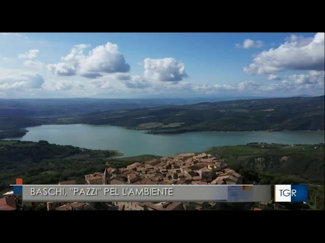 Cooperativa Comunità dè Pazzi Baschi TGR Rai Umbria 3 novembre 2020