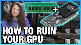 GT 1030 DDR4 vs. GDDR5: A Disgrace of a Graphics Card