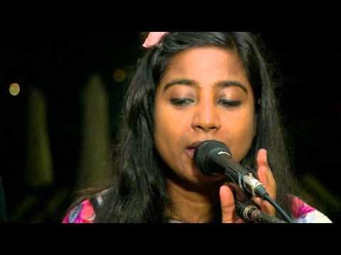 The mesmerizing performance by Shilpa Rao at Goa Rhythm & Blues 2015