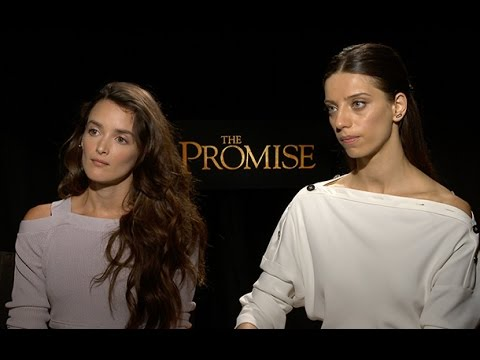 the promise official trailer amp charlotte le bon and angela