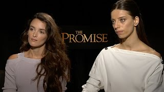 The Promise Official Trailer & Charlotte Le Bon and Angela Sarafyan Interview