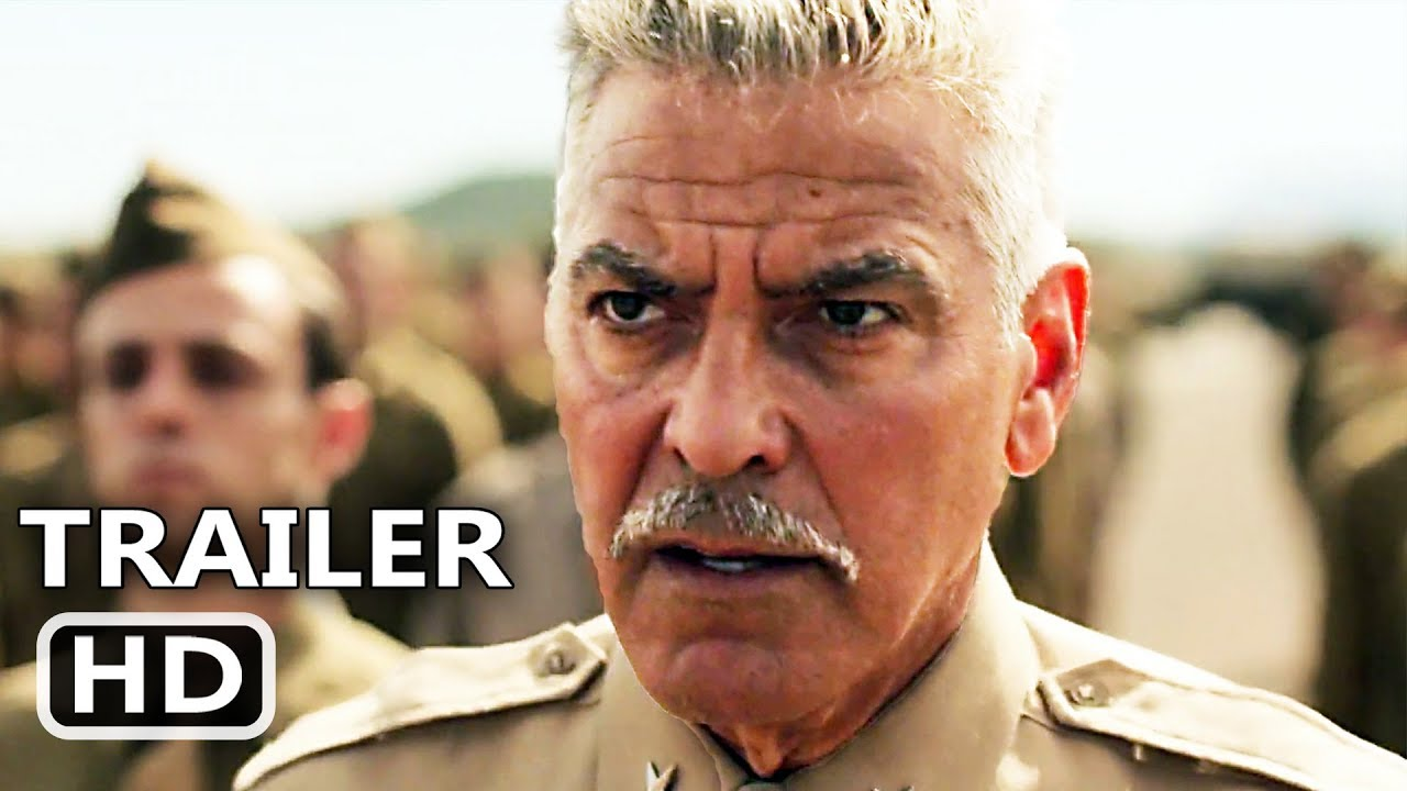 CATCH-22 Official Trailer (2019) George Clooney, Series HD ...
