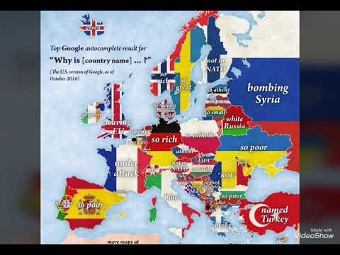 78 Interesting Maps That Will Change The Way You See Europe