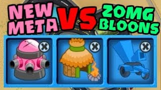PROOF that the NEW META Chipper Strategy Beats ZOMGs! (Bloons TD Battles / BTD Battles)
