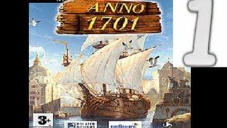 Anno 1701 Misión 01:  El Barco Perdido