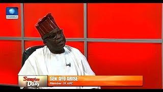 Ekiti Election: Gov Fayose Is A First Class Con Artist - Sen Ayo Arise |Sunrise Daily|