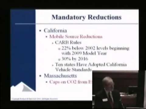 Stegner Symposium 2006: Dealing with Climate Change in the United States: The Non-Federal Response