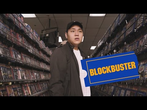 THE LAST BLOCKBUSTER - From AK to LA