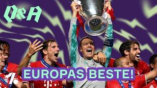Reaktion auf FC Bayerns Triple Sieg: MVP Thiago, Weltklasse-Neuer, Coman vs. Sané!