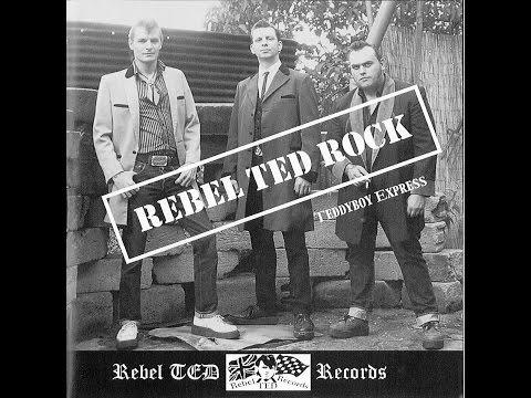 Rebel Ted Rock - Juke Joint Johnny