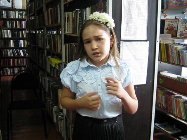 Изображение предпросмотра прочтения – ЗамираБогатырева читает произведение «Несжатая полоса» Н.А.Некрасова