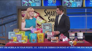 Smart Snack Ideas With Lifestyle Expert Amy Sewell