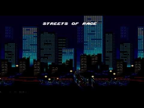 Sega Vintage Collection: Streets of Rage (SOR intro)