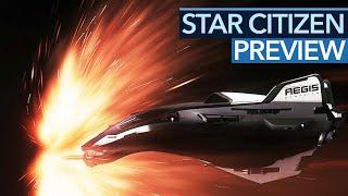 Star Citizen: Alpha 3.0 - Vorschau: Der Traum ruckelt noch