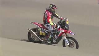 Dakar 2018 - Best of moto / part 1 (HD)