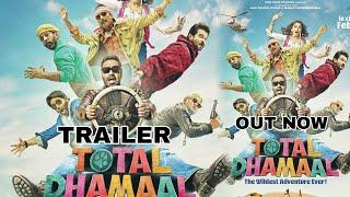 Total Dhamal Trailer out now, Ajay devgn, Anil, Madhuri, Arshad, Ritesh, Javed, TOTAL DHAMAL Trailer