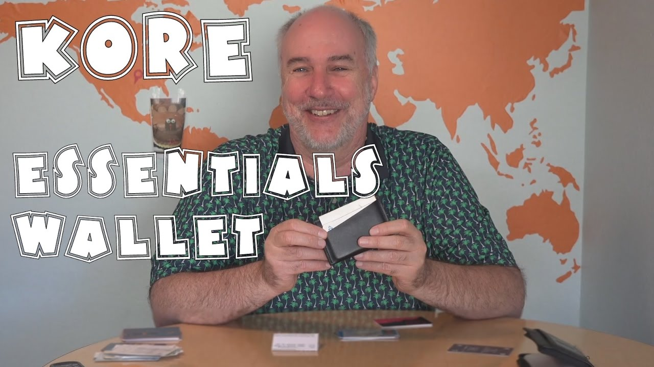 Kore Essentials Wallet Review Epicreviewguys Cc Youtube Welcome everyone…to the kore essentials slim wallet + money clip giveaway struggling to find the perfect wallet that is not only practical, but slim? youtube