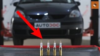 How to replace spark plug on MITSUBISHI COLT Z30 TUTORIAL | AUTODOC