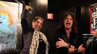 The Opening Party for RIFF featuring Andy Hilfiger and Steven Tyler