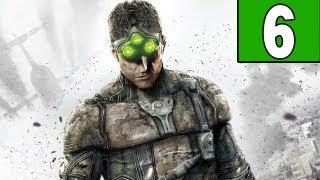 Let´s Play Splinter Cell Blacklist Gameplay Deutsch - Part 6 - Briggs als Scharfschütze