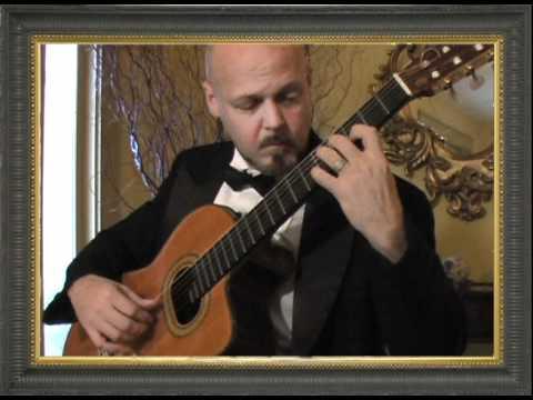 Sean Driscoll - Guitar Wedding Music Video Demo Savannah Georgia