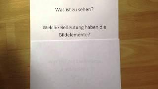 Karikaturenanalyse - Anleitung für den Deutschunterricht