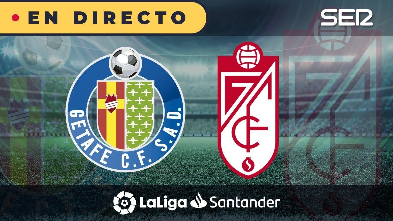 ⚽️ Getafe 0 - 1 Granada    La Liga en vivo