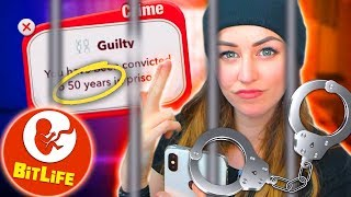 😈 PLAYING AS A BADDIE... (and failing!!!) 👿 (Bitlife #2!)