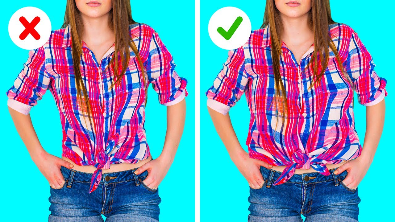 31 TRENDY FASHION LIFE HACKS TO IMPROVE YOUR STYLE