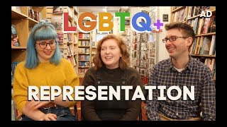 How To Write An LGBT Book (AD)