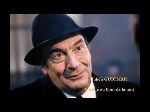 Julien GUIOMAR lit Louis-Ferdinand CELINE