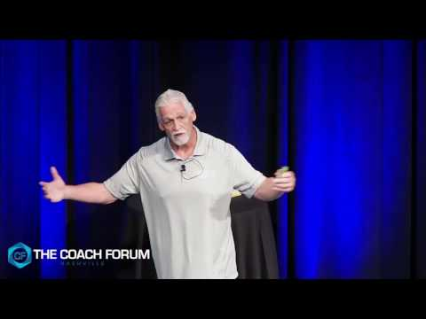 Joe Ehrmann, Former NFL player, Author: Transforming Sport Culture: The InsideOut System