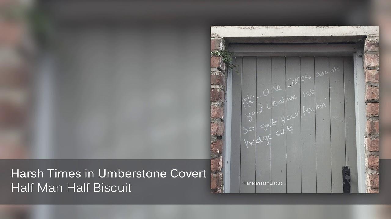 half-man-half-biscuit-harsh-times-in-umberstone-covert-official-audio-half-man-half-biscuit