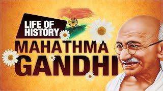 Life History of Mahatma Gandhi in English   Mahatma Gandhi Life Story For Kids